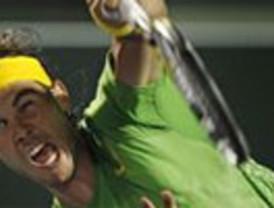 Nadal debuta con victoria y se cita con Feliciano López
