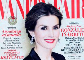 La Reina Letizia, portada de Vanity Fair