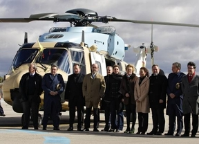 Eurocopter Albacete ¿habrá continuidad de proyecto?: De momento, esperan menos contratos