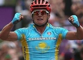 Vinokourov empieza a descontar medallas españolas: gana en ciclismo y sucede al oro de Samuel Sánchez en Pekín