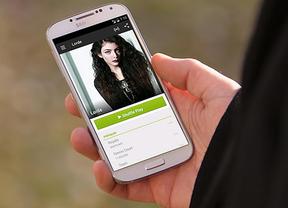 Spotify lleva su música gratis a móviles y tabletas