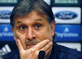 Champions: Martino niega crisis en un Barça favorito ante el Milan, su 'eterno rival europeo'