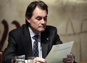 Tras el cara a cara de Mas y Rajoy en el AVE, el Govern espera de Madrid el primer paso para una reunión formal