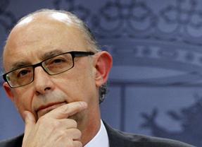 Técnicos de Hacienda confirman las insinuaciones de Montoro: hay diputados que no tienen las cuentas fiscales claras