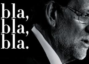 'Rajoy, bla, bla, bla', campaña de firmas de Amnistía Internacional contra la retirada de la tarjeta sanitaria