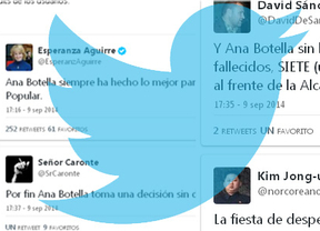 Twitter rememora el 'relaxing cup of café con leche' y otros momentos de Ana Botella