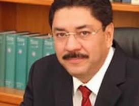 Gorostiaga firma con Justicia el convenio para elaborar el mapa de fosas de la Ley de Memoria Histórica