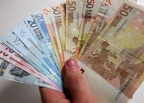 El sueldo medio español está 300 euros por debajo de la media europea