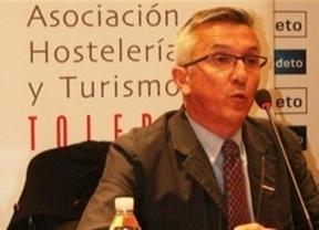Luis González, nuevo presidente de la Asociación de Hostelería de Toledo
