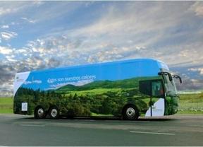 El autobús de Iberdrola de desarrollo sostenible recibe más de 113.200 visitantes en 2014