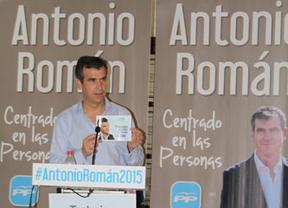 Román (PP) ayudará a empresas de Guadalajara que contraten a madres