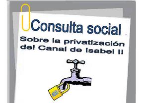 Otra protesta contra las privatizaciones... ahora la del agua