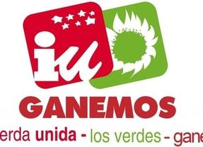 Nueva vuelta de tuerca en el follón de IU-Madrid: usará el término de 'Ganemos' en su logo electoral