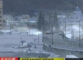 Japón, vuelta al miedo: un terremoto de 7,3 sacude la costa este pero no se prevé un tsunami destructivo