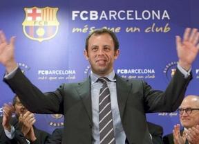 No sólo Rajoy: unos socios del Barça preparan moción de censura contra Rossell por mentiroso