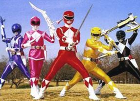Los 'Power Rangers' regresarán al cine en 2016