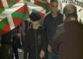 Interior advierte a Bolinaga: volverá a la cárcel si se