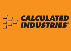 Calculated Industries ahora vende calculadoras Construction Master para la construcción de edificios y otras herramientas de medición en México y Latinoamérica