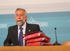El PP sustenta en 30 documentos supuestas compras irregulares en la Diputación de Toledo
