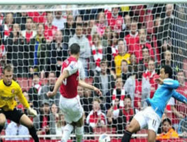 Man City líder de la Premier y el Arsenal reacciona
