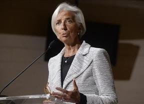 'Una voz desde el mercado': El FMI insiste