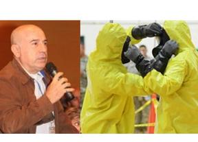 ¿Cuánto sabe y desconoce del ébola? El doctor Fernando Mª Navarro Pellicer responde a sus dudas