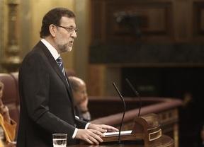 Rajoy se apoya en la bajada del desempleo en mayo para reafirmar su política económica