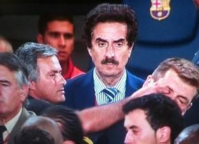 El Barça se conjura contra el indulto a Mourinho, que metió el dedo en el ojo a Vilanova