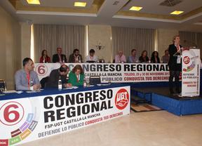 Carmen Campoy renueva al frente de la Federación de Servicios Públicos de UGT