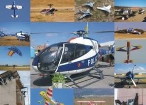 Castillejos volverá a acoger un evento aéreo el próximo 15 de septiembre