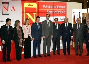 El Rey inaugura junto a Mas el X Mobile World Congress que prevé superar sus propios récords generando un impacto de 436 millones de euros