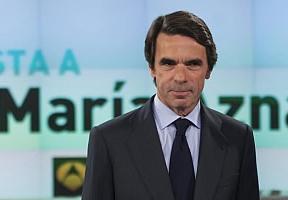 La Fiscalía 'defiende' a Aznar: se opone a que declare como testigo por el tema de los sobresueldos en el PP