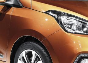 El Hyundai i10 gana el premio AUTOBEST 2014