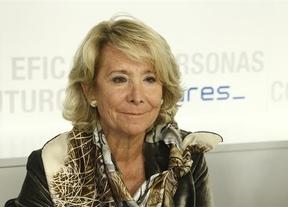 Esperanza Aguirre contra los políticos