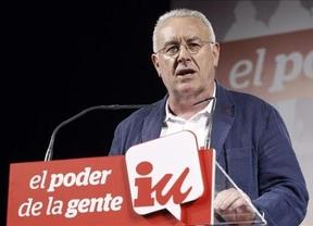 Cayo Lara participa el 30 de octubre en el Encuentro Político y Programático de IU en Guadalajara
