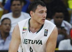 El Madrid de baloncesto sigue fichando: el lituano Jonas Maciulis, nuevo alero blanco