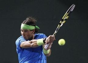 Nadal arrolla a Giraldo y se cita con Stepanek en tercera ronda del Masters 1.000 de Miami