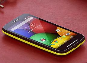 Motorola presenta Moto E: su móvil asequible