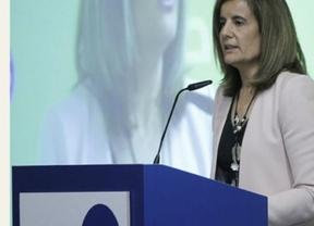 Los brotes verdes, más verdes que nunca, de la ministra Báñez: