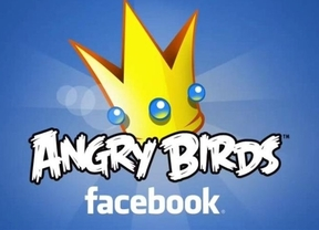 'Angry Birds' llegará a Facebook justo a tiempo para celebrar San Valentín