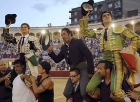 Feria de Albacete: triunfalismo a tope e indulto a 'Pescadero' de Daniel Ruiz