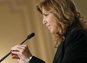 Susana Díaz acusa a Wert de financiar la LOMCE con los fondos del paro juvenil