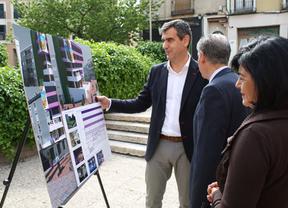 Antonio Román (PP) reformará la plaza del Concejo y recuperará el Centro Cívico de Guadalajara