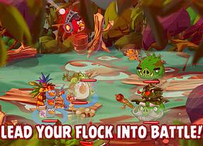 'Angry Birds Epic': Rovio mete a sus pájaros en un juego de Rol