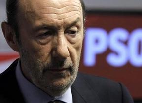 Rubalcaba insiste: Rajoy dijo