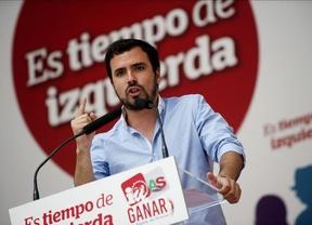 Alberto Garzón se muestra optimista sobre los resultados de IU...pero para las generales