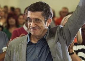 Patxi López: 'Somos el futuro porque hemos abierto este nuevo tiempo en Euskadi'