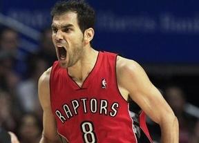 Calderón considera 'muy duro' su traspaso obligatorio de los Raptors a los 'perdedores' Pistons