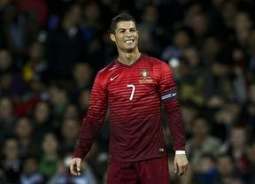 19-N: se cumple un año del triplete de Cristiano Ronaldo ante Suecia que le valió un Balón de Oro