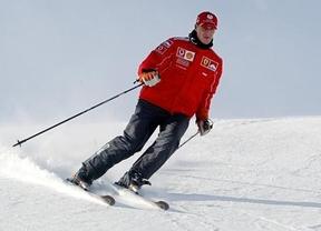 Schumacher, en estado crítico tras sufrir un accidente mientras esquiaba